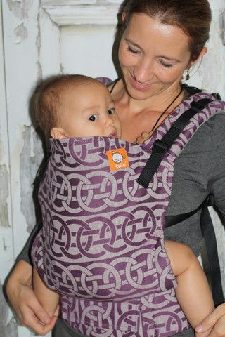 My Diso Tula Oscha Japanese Knots Ooki Juliet Babywearing