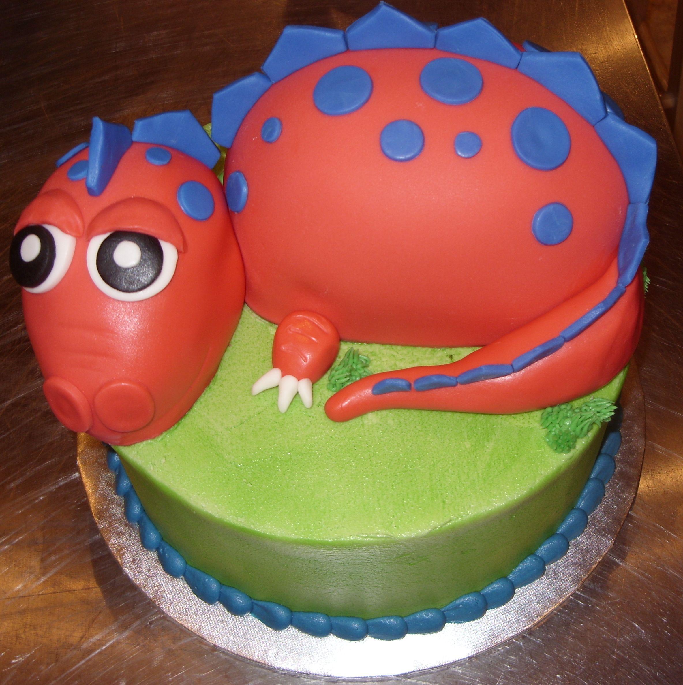 Dinosaur cake cake kids cake dinosaur cake