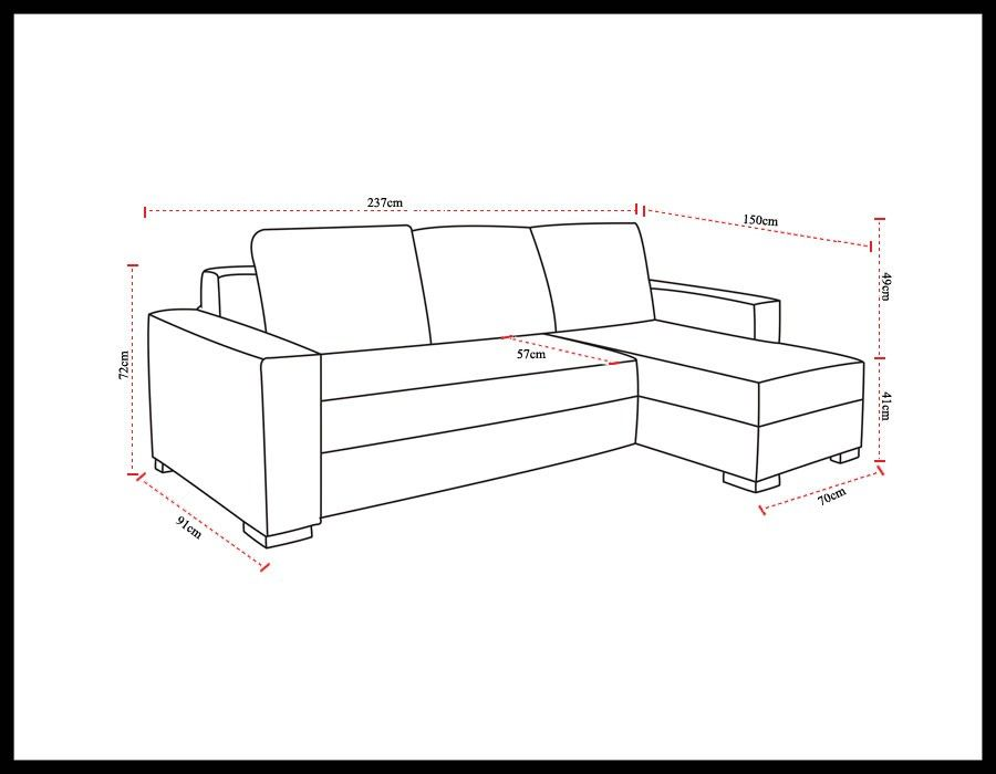 Epingle Par Ghazi Sur Furniture Dimensions Dimension Canape Canape Mobilier