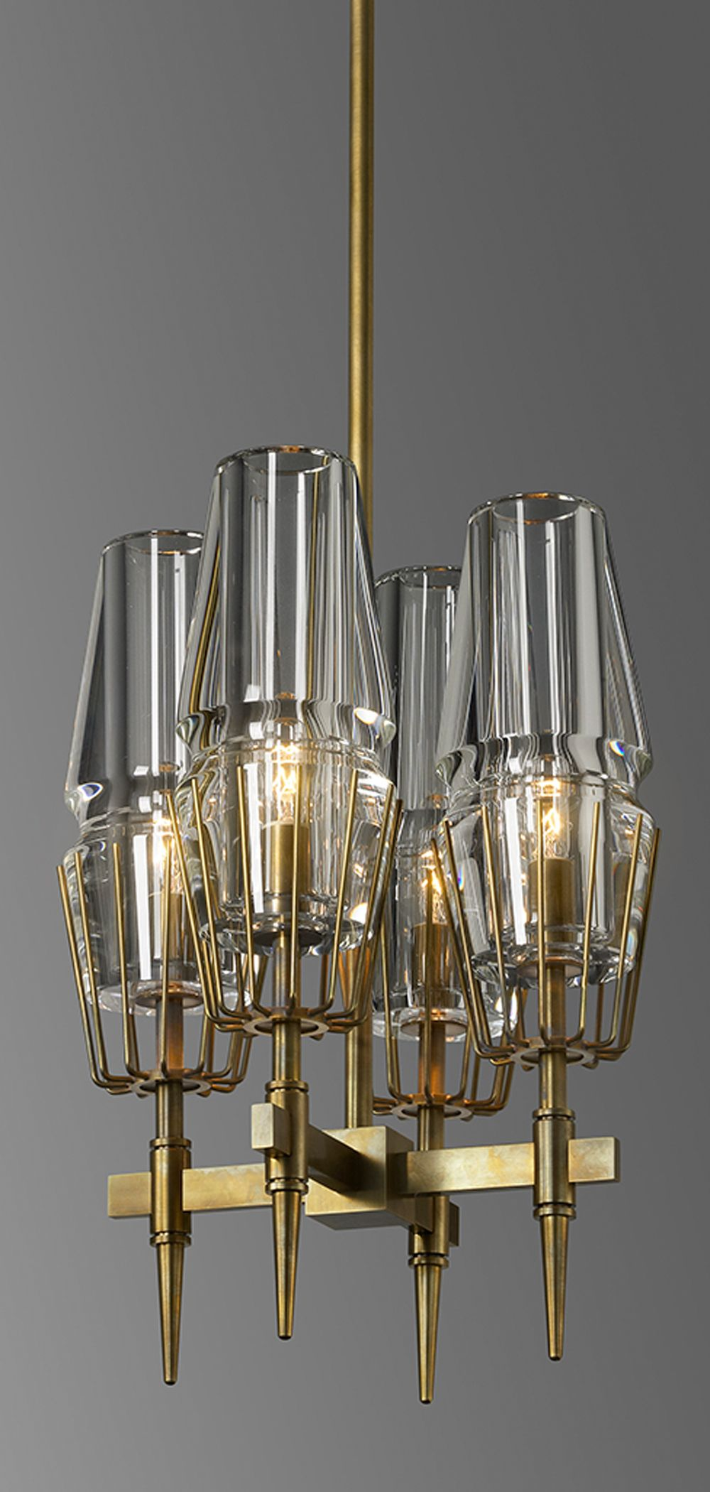 We design luxury lighting specializing in custom signature