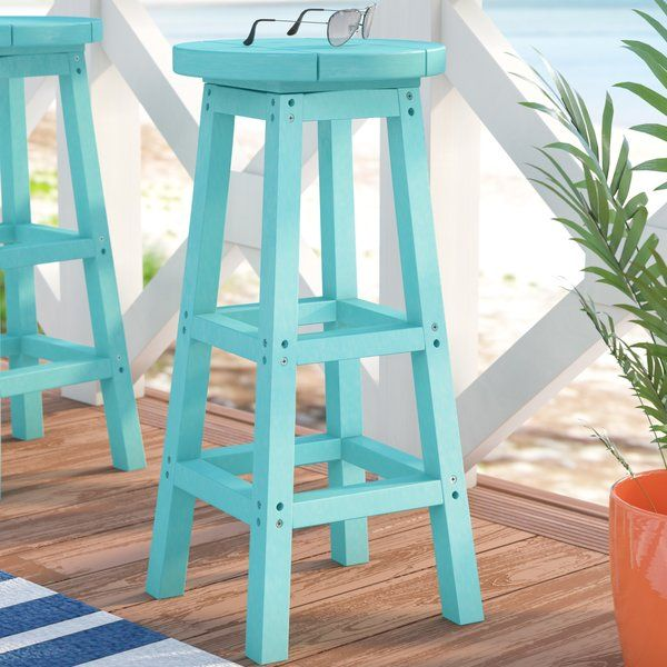 William 30 Quot Patio Bar Stool Patio Bar Stools Bar Stools