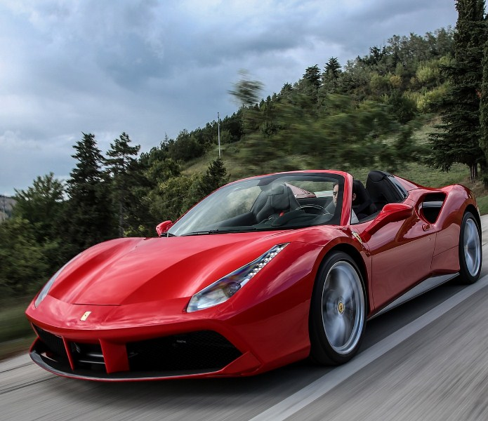 Best Ferrari 488 Spider Red Wallpaper Ferrari 488 Ferrari New Car New Ferrari