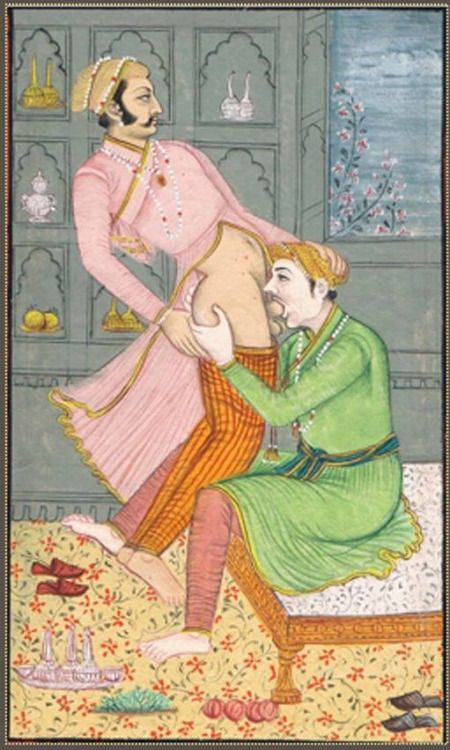 from Hassan 18th century gay erotica