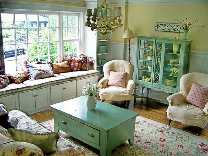 Vintage Cottage Living Rooms Cottage Style Living Rooms Cottage