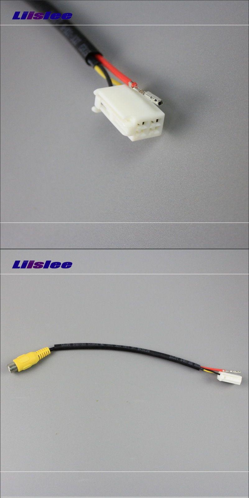 For Mazda CX-5 CX 5 2013 2014 Car Rear View Camera RCA Adapter Wire ...