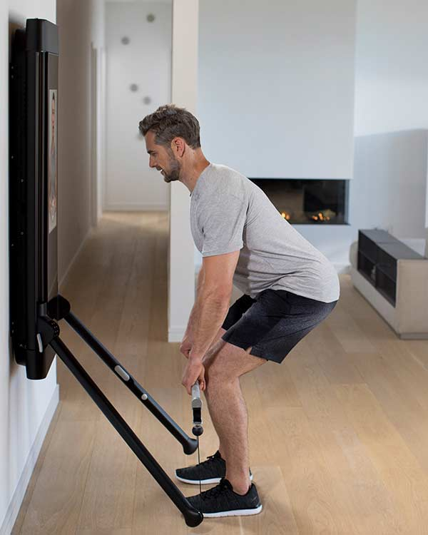 Tonal The World S Most Intelligent Home Gym And Personal Trainer Home Gym Gym Personal Fitness Trainer