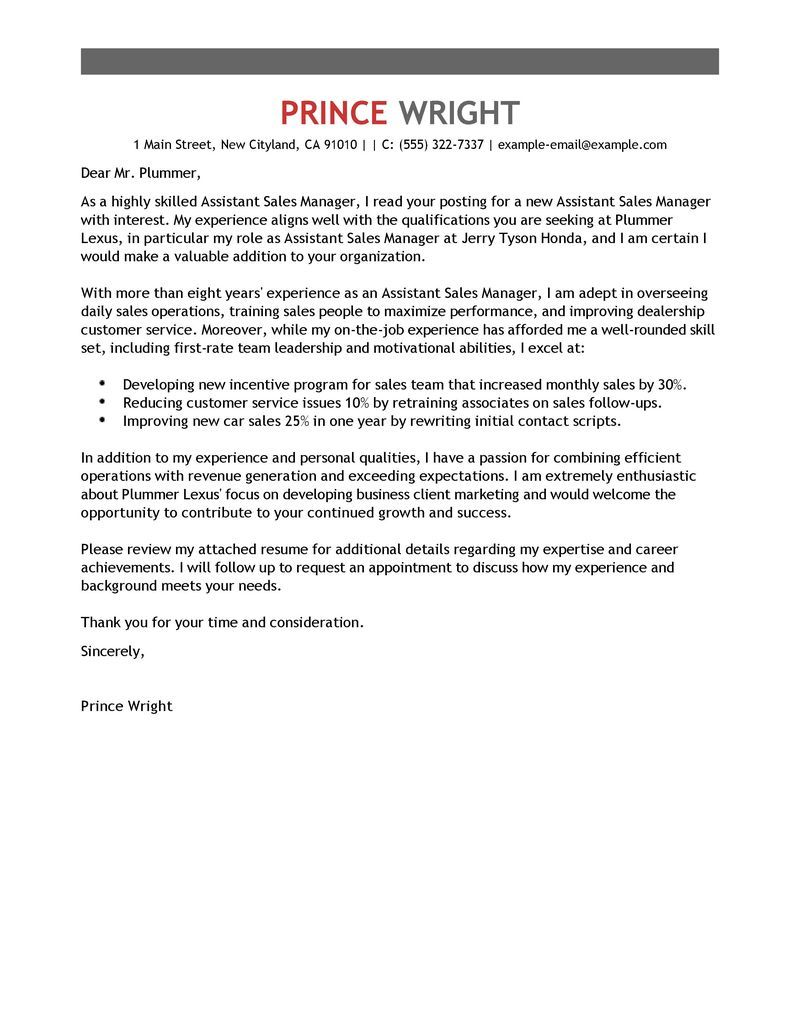 30  customer service cover letter