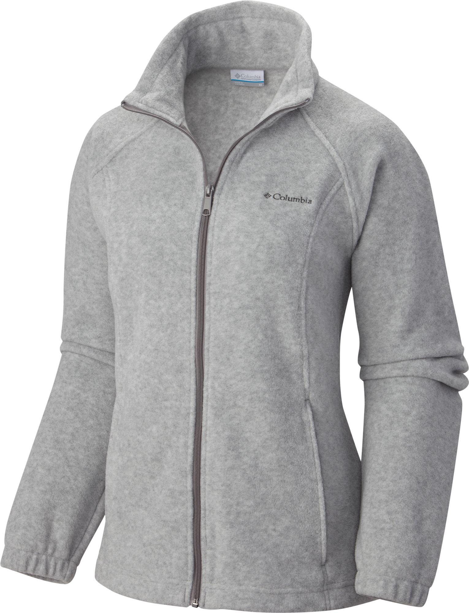 c39bc6a93d Columbia Women s Benton Springs Full Zip Fleece Jacket