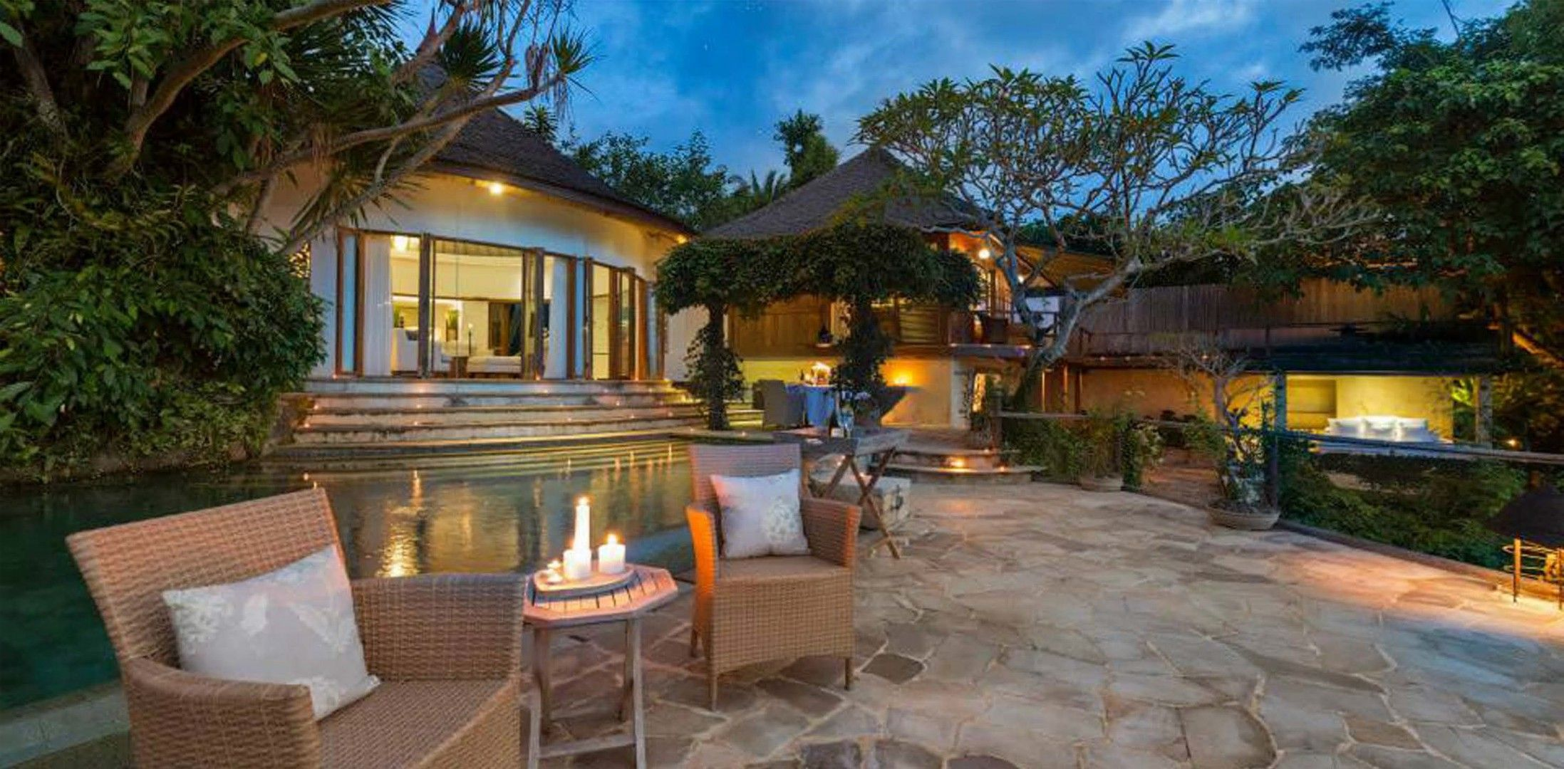 Best Tropical Puri Sayan Bali Skylight Architecture 400 x 300