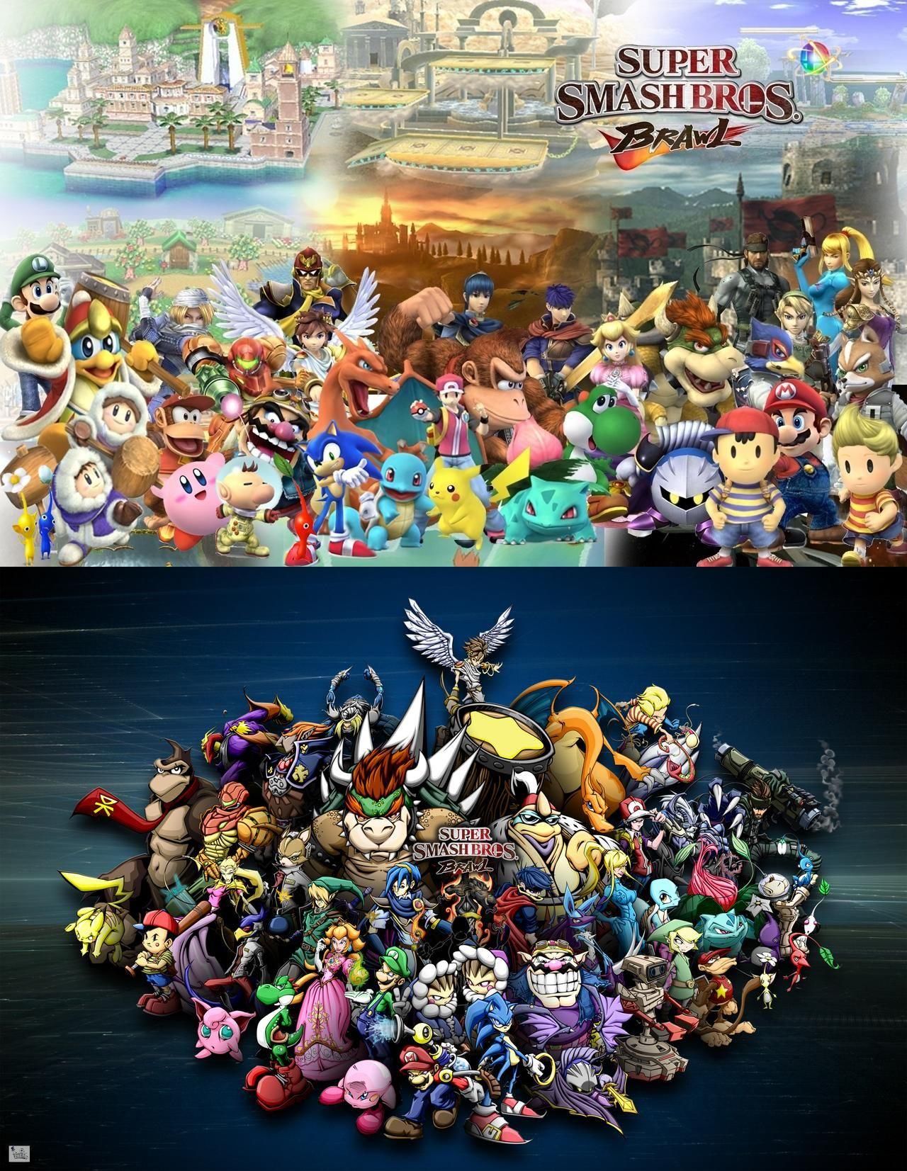 b6b28b587bc9040af3c4021dc4a5ccf0 - How To Get Every Character In Super Smash Bros Brawl