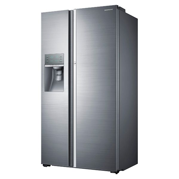 22 Cu Ft Food Showcase Counter Depth Side By Side Refrigerator