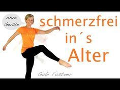 Photo of 40 min. Pain-free spine and joints, for beginners, seniors & REHA