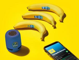 Concorso Chiquita vinci Spotify o Speaker Bluetooth