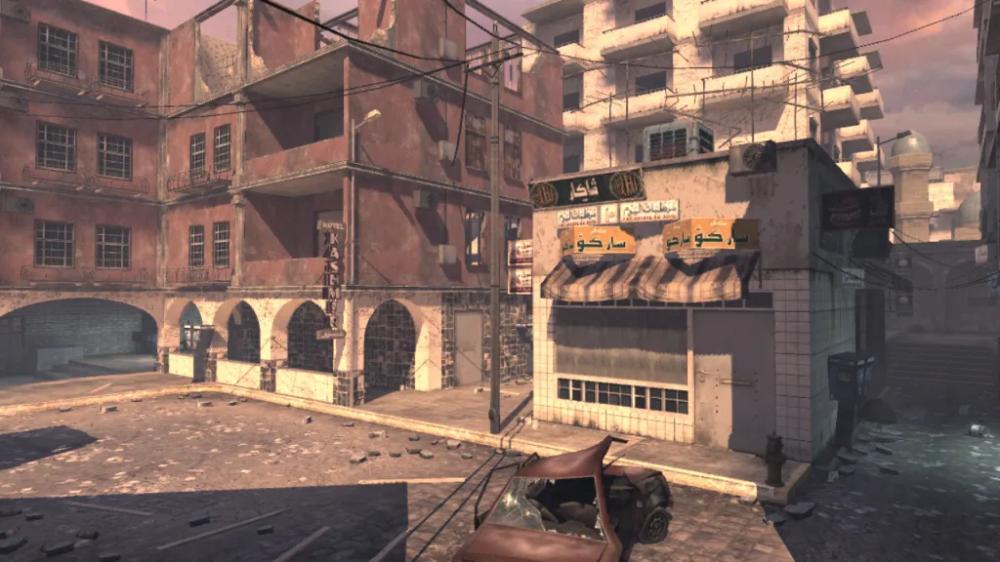 Karachi Modern Warfare 2 Call Of Duty Maps Mw2 Modernwarfare2 Cod Callofduty In 2020 Modern Warfare Warfare Karachi