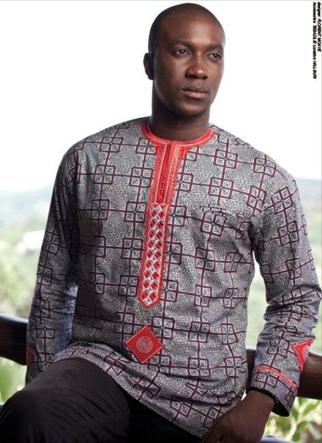 Ankara swag · Mode AfricaineModel HommeStyle