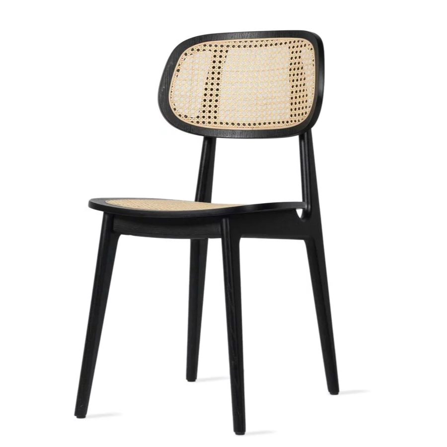 Titus Dining Chair - Black