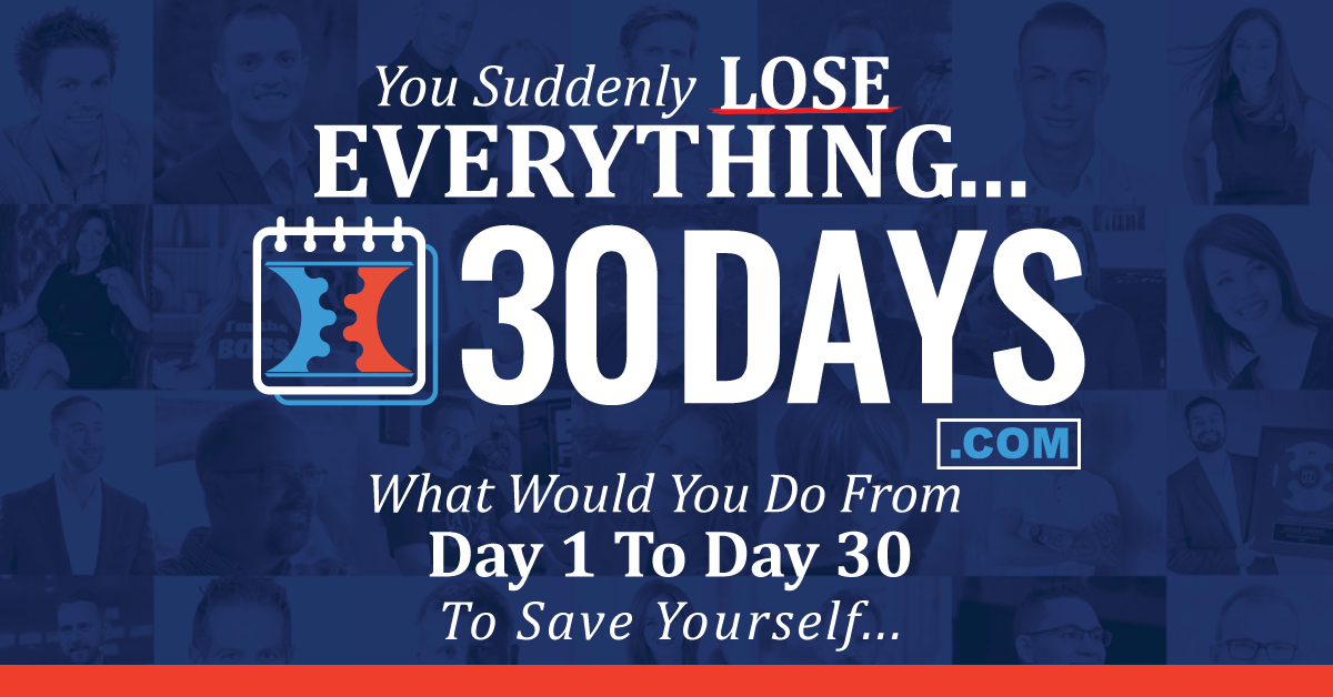 Pin by 30 days on 30days.com | Sales, marketing, Losing everything ...