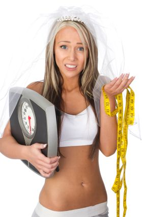 Many brides want to lose weight before their wedding day. Our ...