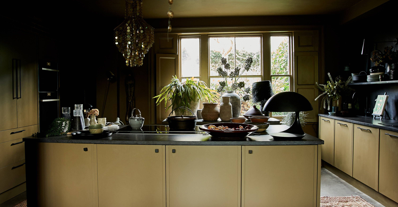 Best Herringbone Kitchen Collaboration – Abigail Ahern In 2020 400 x 300
