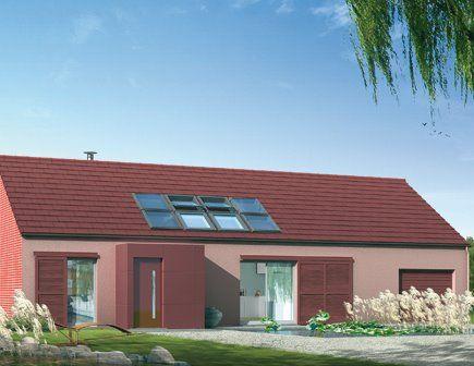 Gamme Concept - Modèle Idée Loft plain-pied Nos maisons