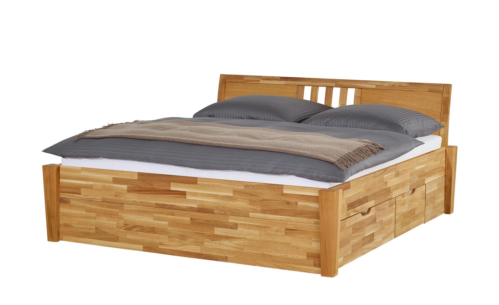 b15d73a6f9 Massivholz-Bettgestell mit Bettkasten Timber in 2019 | Products ...