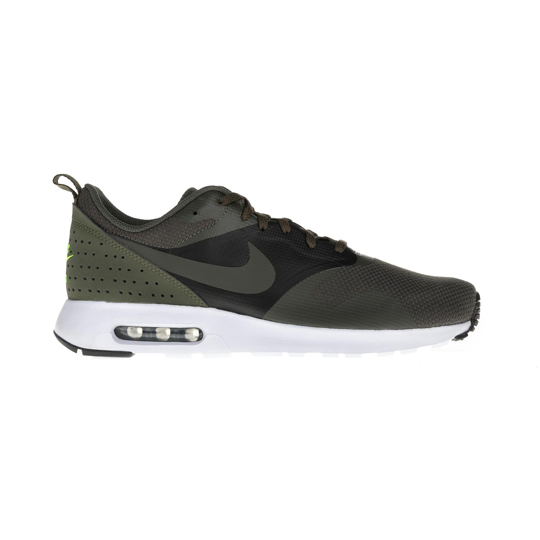 NIKE – Αντρικά αθλητικά παπούτσια NIKE AIR MAX TAVAS χακί-μαύρα Ανδρικά  Παπούτσια  29c83d0d4bb