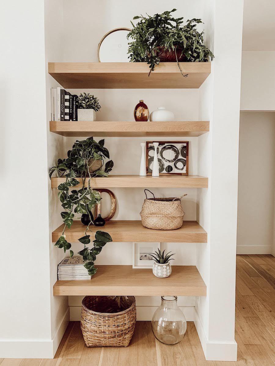 Photo of Dieses kanadische Mom-of-Three-Haus kombiniert perfekt minimalistisches Design mit einem böhmischen Touch # TheEverym… – Furniture