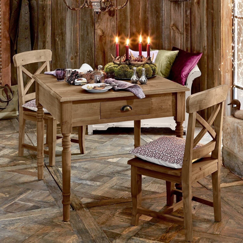Küchenschränke aus paletten tisch fairton  loberon  haus und garten  pinterest