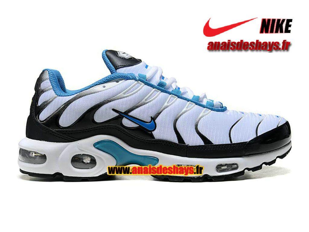 huge selection of 6041f 23047 Boutique Officiel Nike Air Max Tn Tuned Requin 2015 Homme Blanc Bleu Noir  604133-206