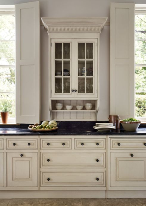 Find Out More About This Historic Kitchen Arrangement And Find Out How You  Can Achieve A