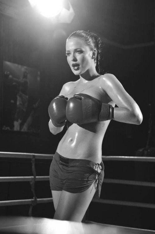 Девушки в боксе эро фото — pic 1