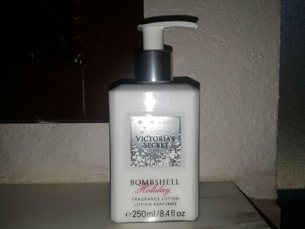 Victoria Secret Bombshell Holiday Perfume Lotion 8 4 Oz New Pump
