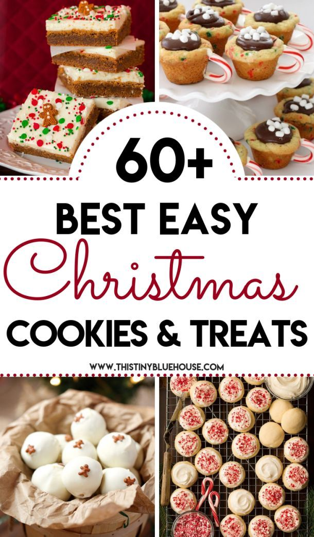 65 best delicious holiday cookie recipes – This Tiny Blue House