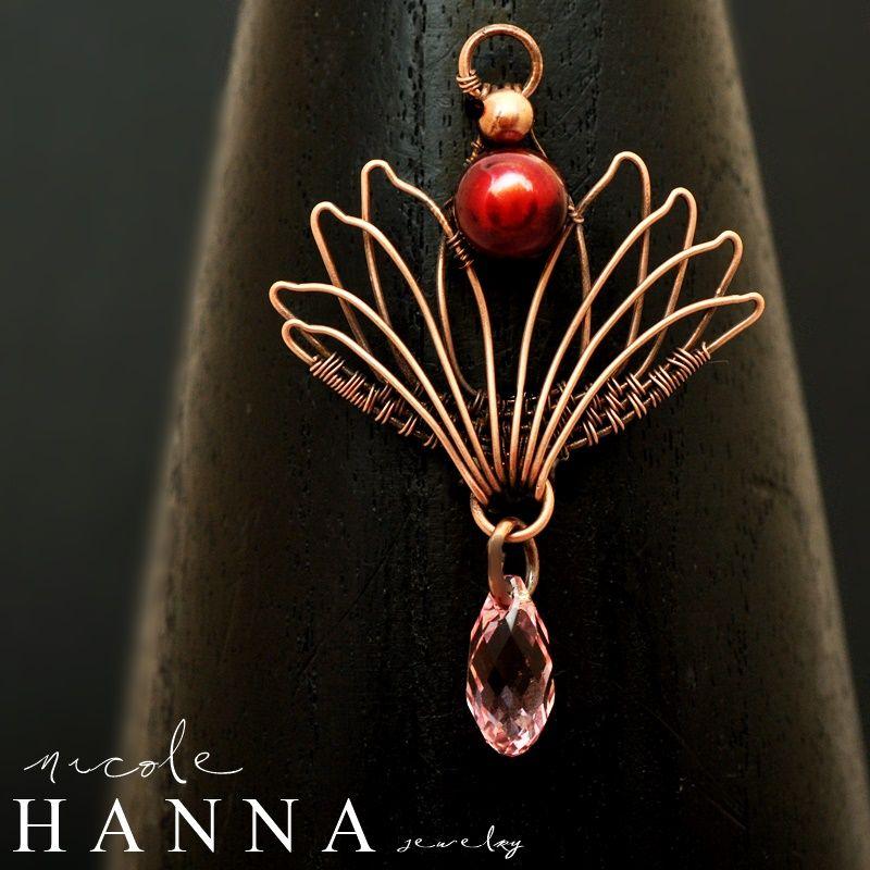 The Lotus Charm by Nicole Hanna   JewelryLessons.com