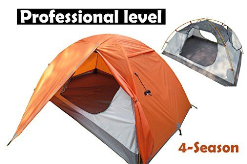 Best Hiking Tents For New And Experienced Hikers  sc 1 st  Pinterest & Best Camping Tents | Hasika 2 Person 4 Season Professional level ...