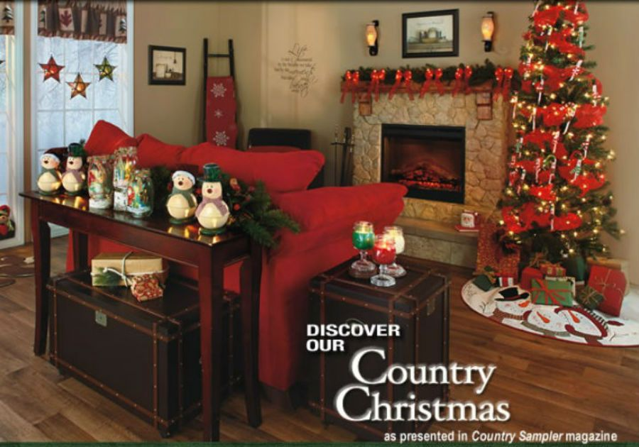 bear rug Archives - Lakeside Collection BlogLakeside Collection Blog - country christmas decorations