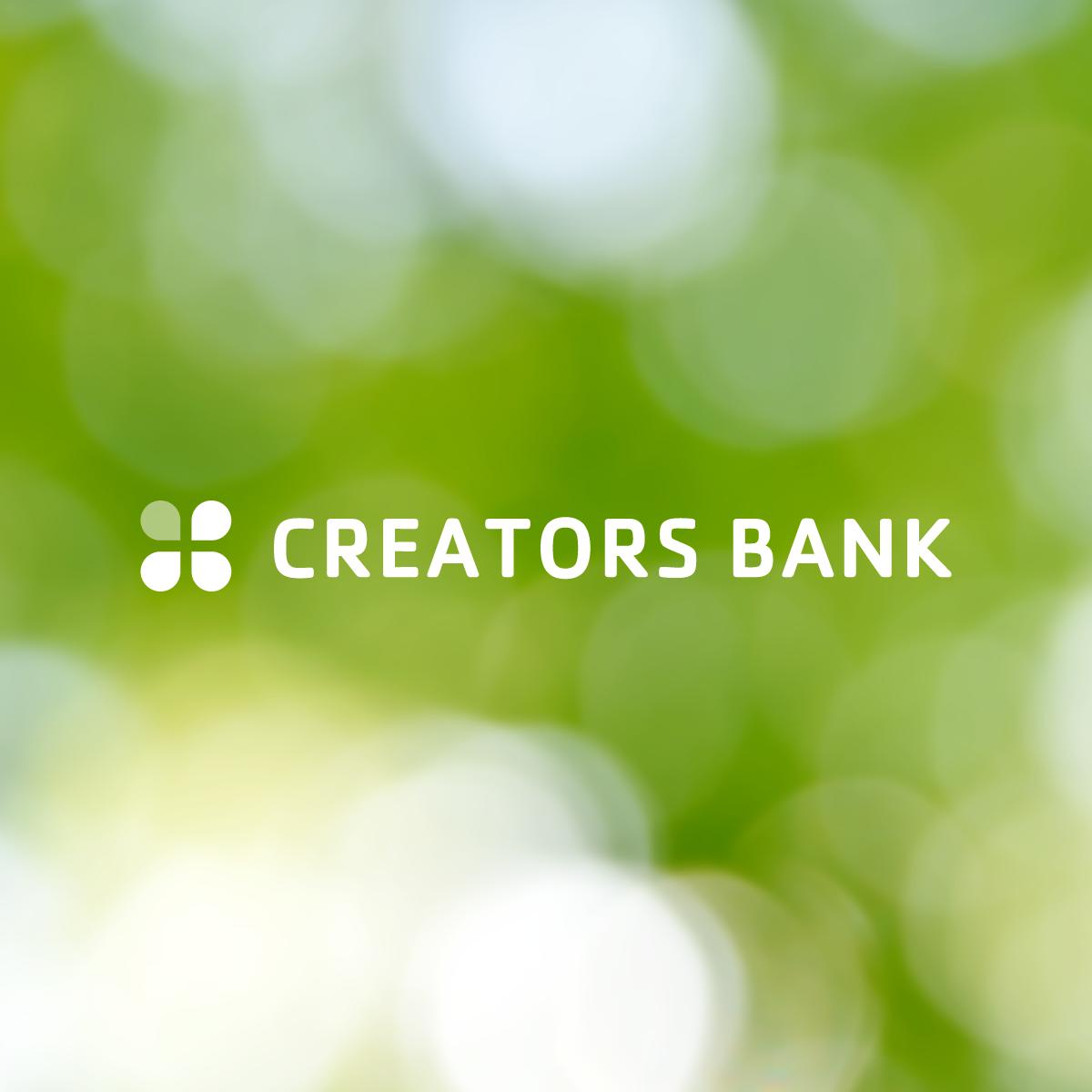 CREATORS BANKは、無料のWebポートフォリオを通じてあなたの作品を世界に向けて発信できる、クリエイターのためのコミュニティサイトです。