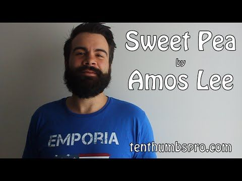 Sweet Pea - Amos Lee - How to play easy Ukulele song tutorial ...