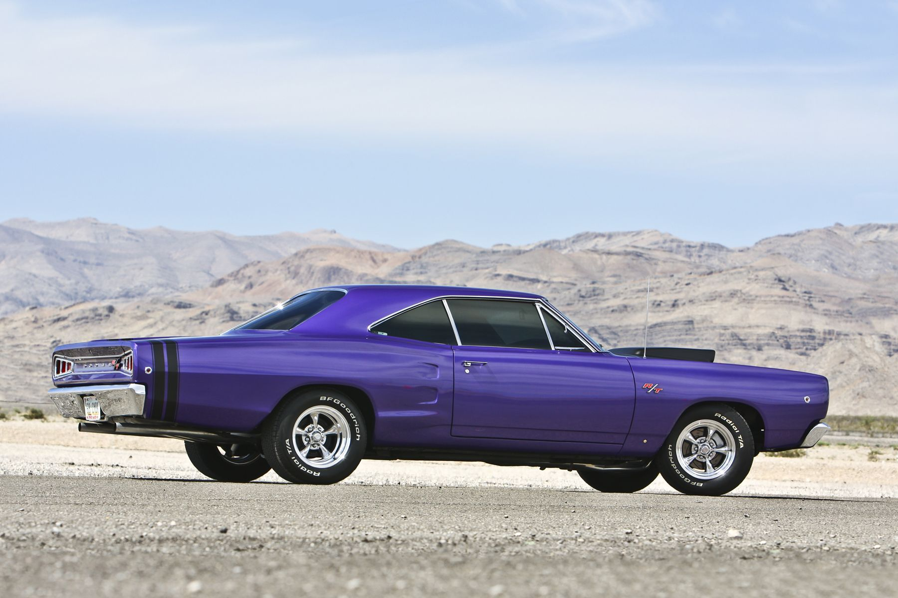 1969 Dodge R/T Queens, NY oil change & free tire