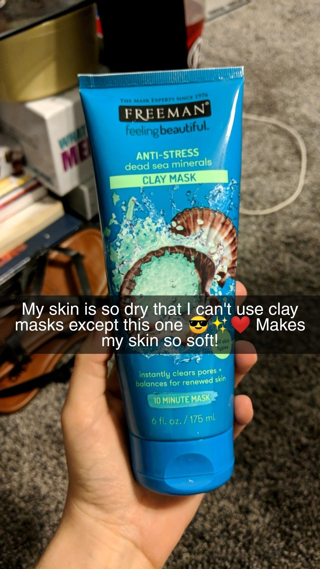 One of the best masks ever! And cheap  From Walmart  IG@Raebury Snap lembury69 #skincare