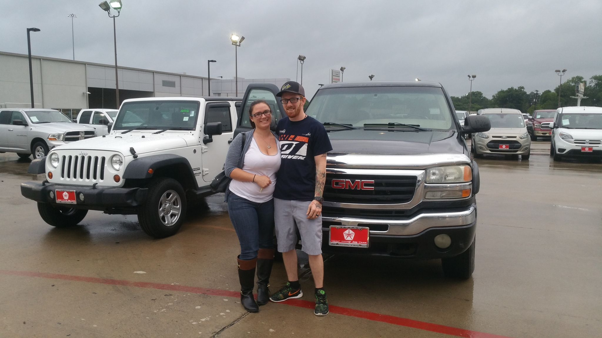 Congratulations Brittney on your GMC Sierra 2500HD from