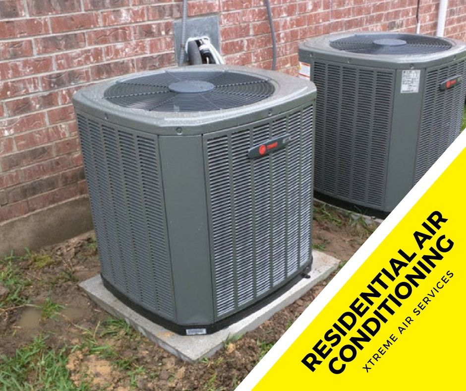 Air Conditioning Units Are Categorized Into Two Groups One Being