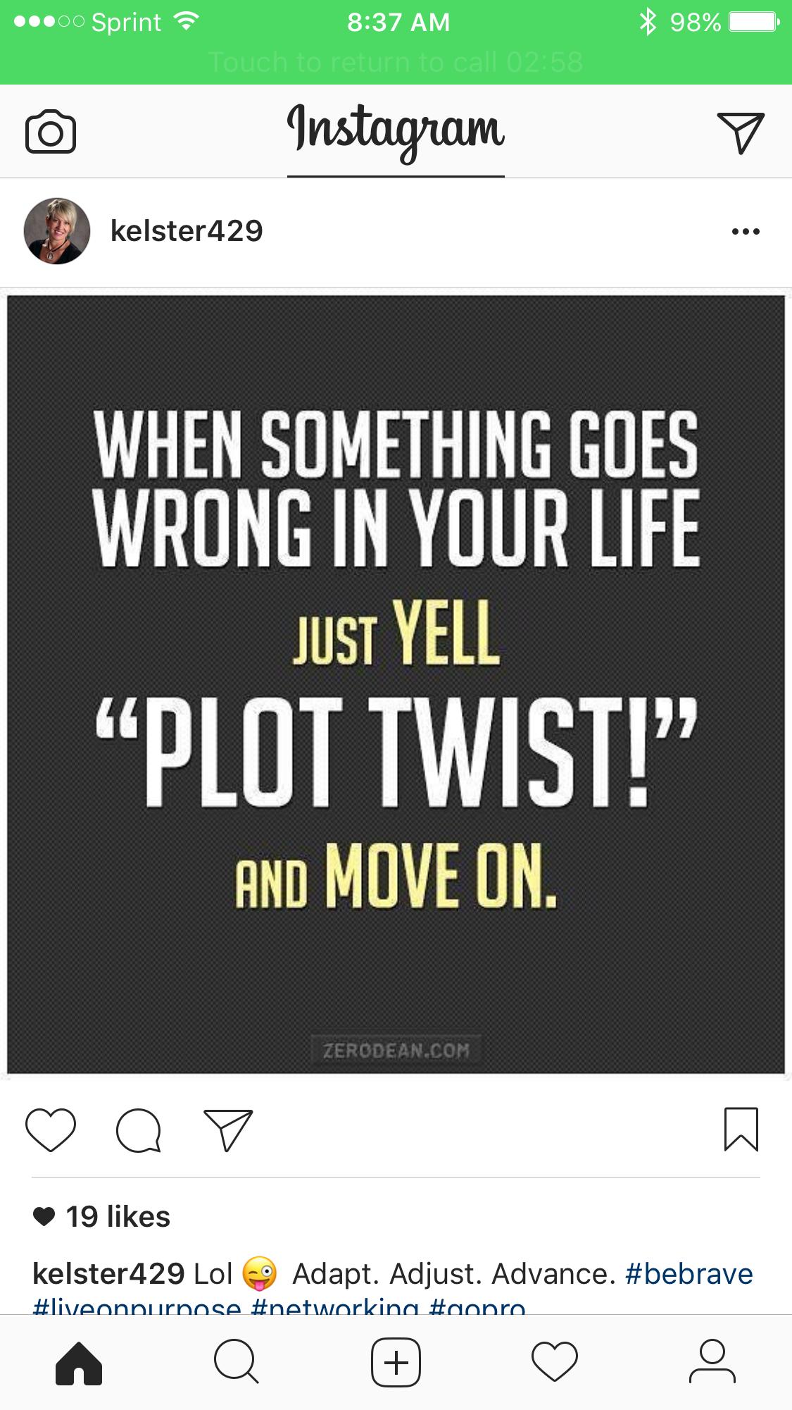 Bitchy Quotes Plot Twist  Random  Pinterest  Plot Twist And Random
