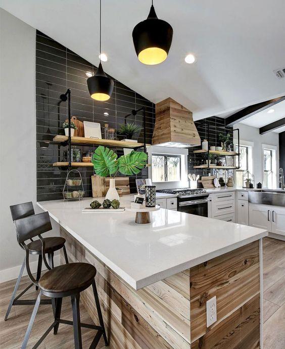 Learn Kitchen Design: 10 Ways To Optimize A U-Shaped Kitchen Design