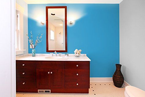 Brighten Up A Room Or Add An Accent Wall With Our Monterey Blue Color Bathroom Wall Art