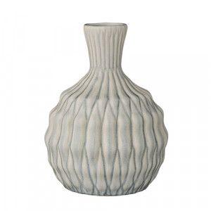 Attraktiv Deko · Herein Mit Den Frühlingsblumen! Diese Tolle, Bauchige Vase Von  Bloomingville Schreit Nach Bunten Blüten