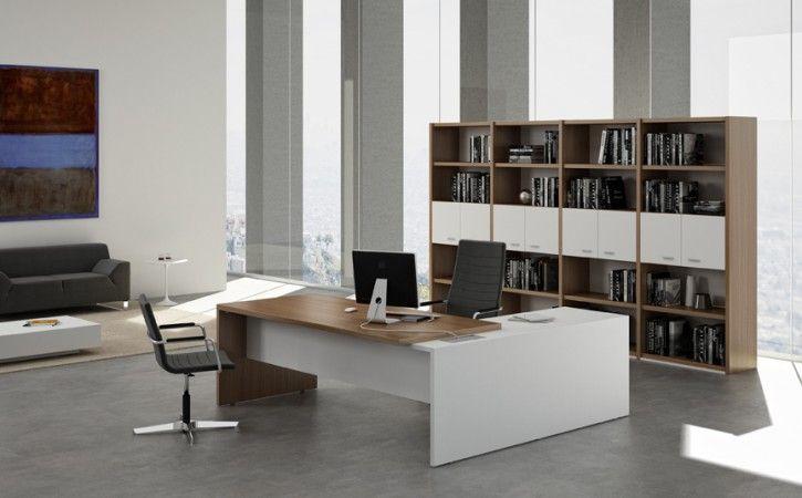 Terrific Sironi Contemporary Italian Executive Desk Manager Desk Home Interior And Landscaping Ologienasavecom