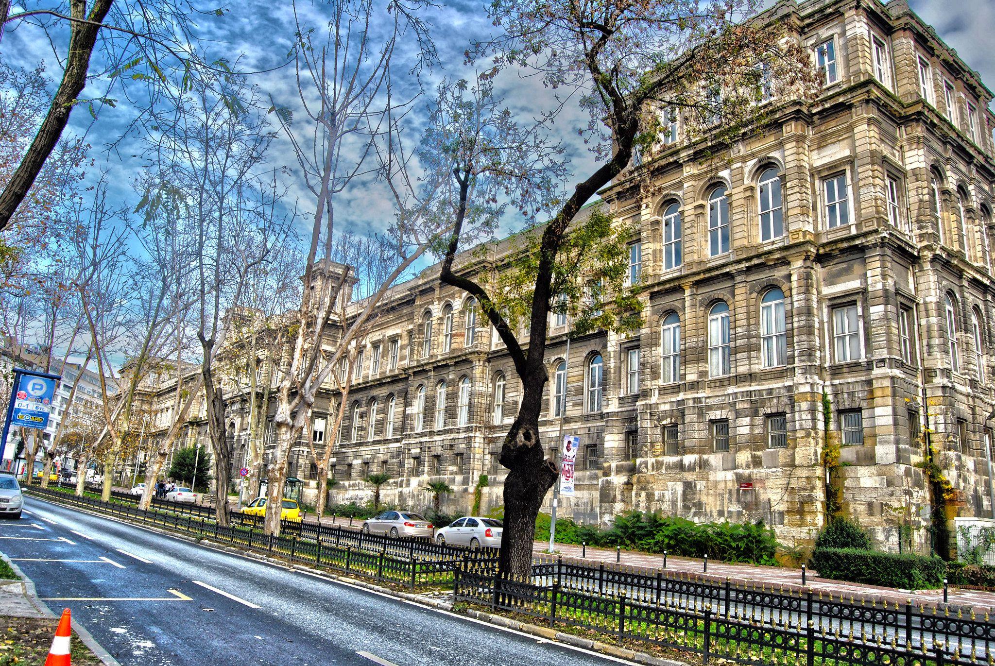 Istanbul Technical University Universite Istanbul Hayaller