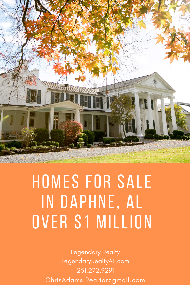 Houses For Sale In Daphne Alabama Over 1million Www