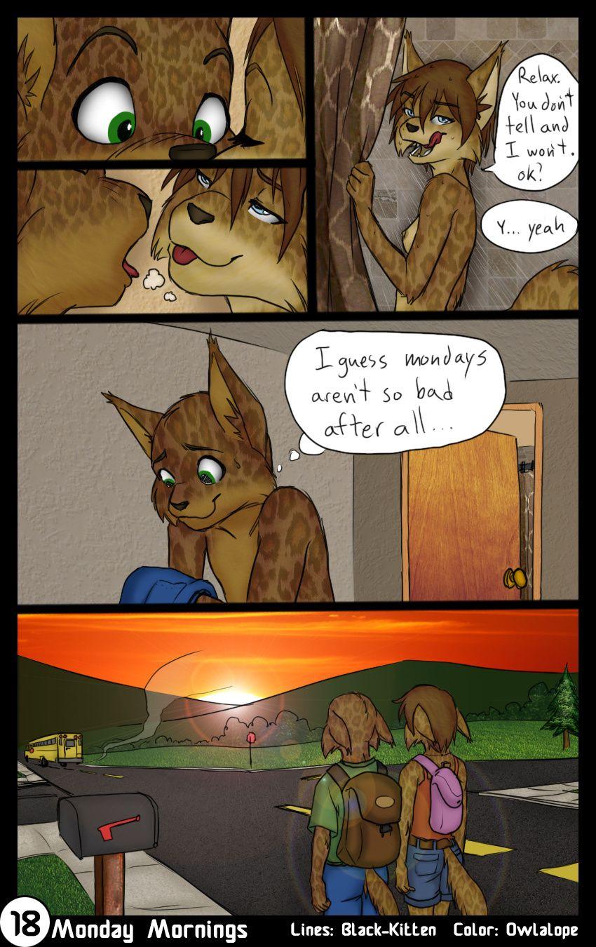 Incest furry comics